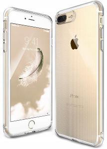 OBAL NA MOBIL  iPhone 7 8 PLUS  KRYT SLIM CASE + Sklo ET276ps