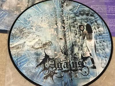 The Weaving Fates (Vinyl, LP, Album, Limited Editi  picture disc – NM