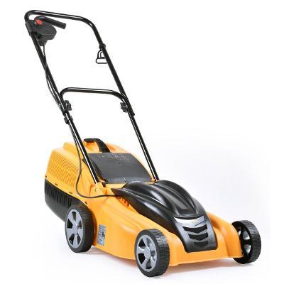 REM 3813i travní sekačka s indukčním motorem 2 v 1