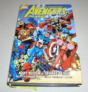 Komiksová kniha: Avengers - Nejmocnější hrdinové světa - Do boje!