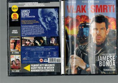 DVD - VLAK SMRTI