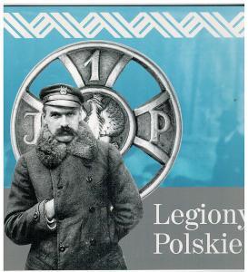 Polsko 2014 Prezentační balíček Známky aršík + FDC První světová válka