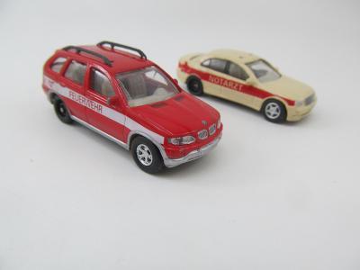 kovové autíčko Joycity BMW X5 Mercdes C - class sports cars