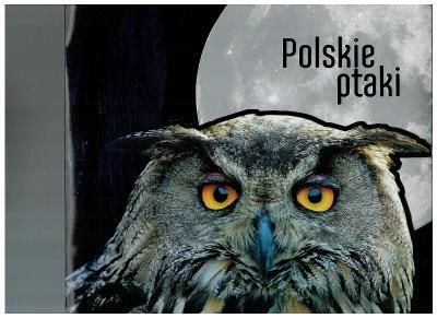 Polsko 2015 Prezentační balíček Známky aršík + FDC ptactvo Sovy
