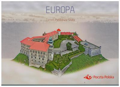 Polsko 2017 Prezentační balíček Známky + FDC Europa CEPT zámky