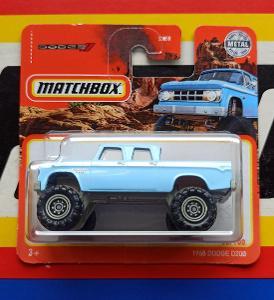 Dodge D 200 1968 MB 93/100 Matchbox