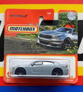 Dodge Charger 2018 MB 55/100 Matchbox