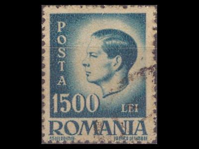 Rumunsko 1946 Mi 967