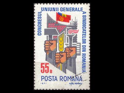 Rumunsko 1971 Mi 2917