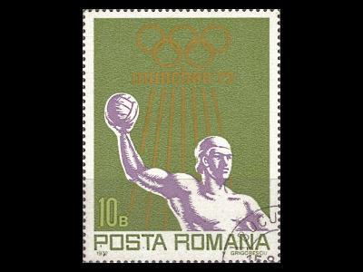 Rumunsko 1972 Mi 3035