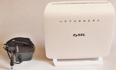 VDSL/3G wifi N modem ZyXEL VMG1312-B30B, záruka 1 měsíc
