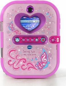 Nerozbalený dětský Vtech Kidi Secret Safe - Můj tajný deník