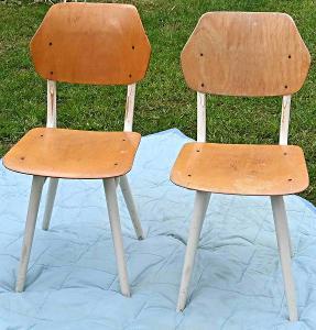 Židle TONET retro 2ks