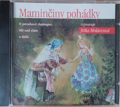 Maminčiny pohádky - CD