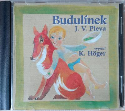 Budulínek - J.V.Pleva - K. Höger  - CD