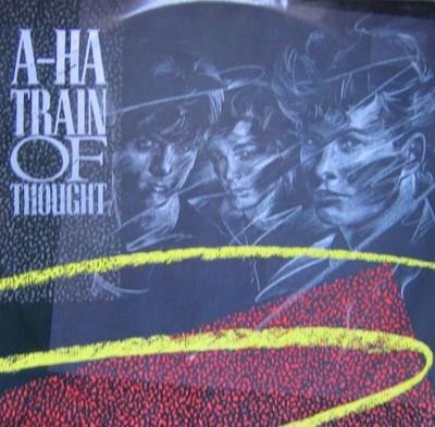 a-ha – Train Of Thought (LP)