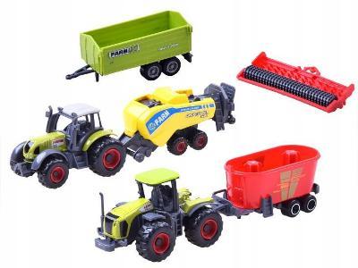 Traktorová souprava pro zemědělské stroje ZA2419 AKCE!