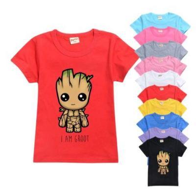 Guardians Of Galaxy / Strážci galaxie - dětské tričko I Am Groot