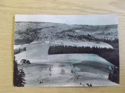 Krkonoše Riesengebirge Pec pod Sněžkou Dvoračky