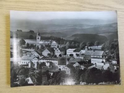 Orlické hory Olešnice