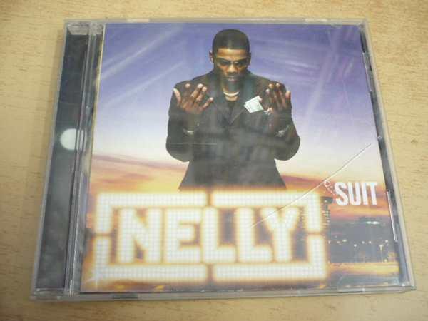 CD NELLY / Suit - Hudba