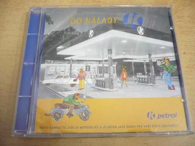 CD DO NÁLADY / Elton John, John Lennon, Sting... / PROMO