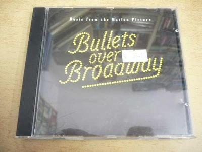 CD BULLETS OVER BROADWAY - Music from Motion Picture