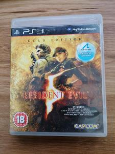 PS3 Resident Evil 5 Gold Edition -  SONY Playstation 3