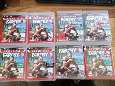 PS3 FAR CRY 3- SONY Playstation 3