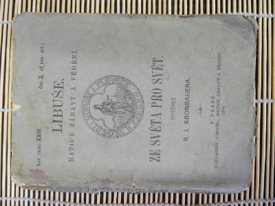 Libuše Matice zábavy a vědění r.1894