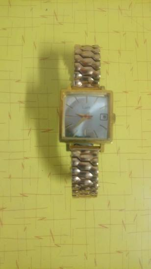 Staré hodinky Luch