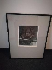 Obraz ve skle Markéta Králová