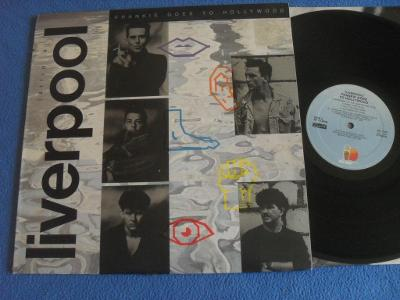 LP Frankie Goes To Hollywood - Liverpool