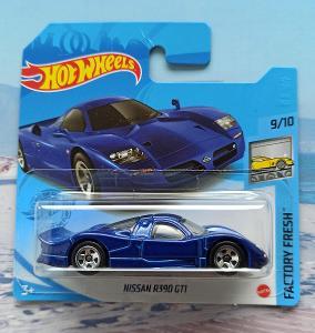 Nissan R390 GTi HotWheels