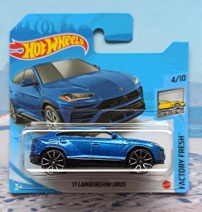 Lamborghini Urus 2017 HotWheels