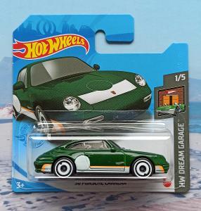 Porsche Carrera 1996 HotWheels