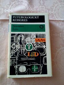 Stanislaw LEM - FUTUROLOGICKÝ KONGRES - sci-fi (1977)
