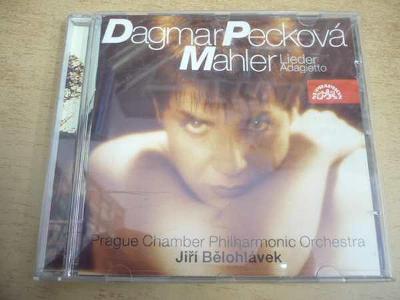 CD MAHLER / Dagmar Pecková (Lieder Adagietto) Symphony No.5