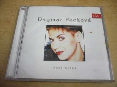CD DAGMAR PECKOVÁ / Best Arias