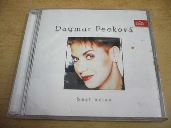 CD DAGMAR PECKOVÁ / Best Arias - Hudba