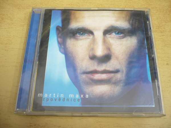 CD MARTIN MAXA / Zpovědnice - Hudba