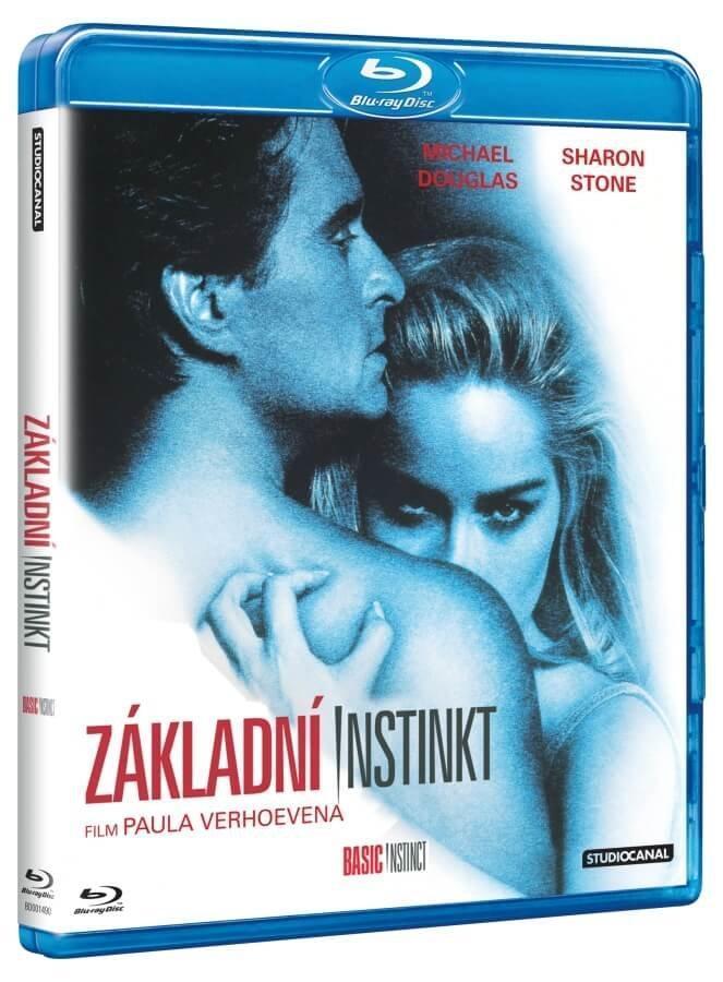 ZÁKLADNÍ INSTINKT (BLU-RAY)  - Film
