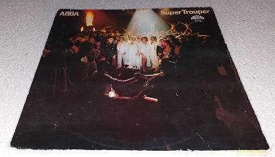 LP ABBA - The Visitors