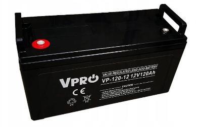 VOLT BATTERY-FREE GAMBLING AGM 12V 120Ah UPS