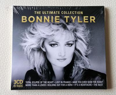 BONNIE TYLER - The Ultimate Collection DIGI 3 X CD - NOVÉ FOLIE - 2020
