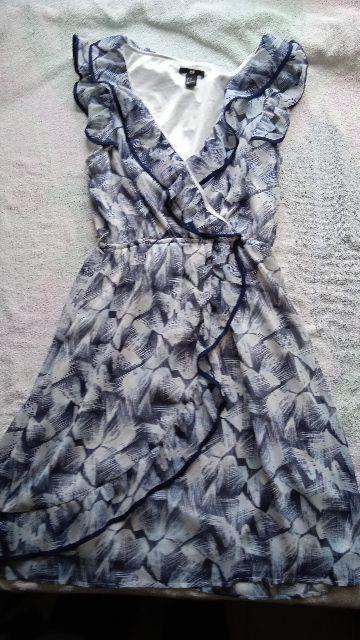 šaty s kanýrky H&M vel.38