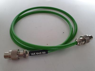Měřící kabely 1AK 642 52 osciloskop Tesla