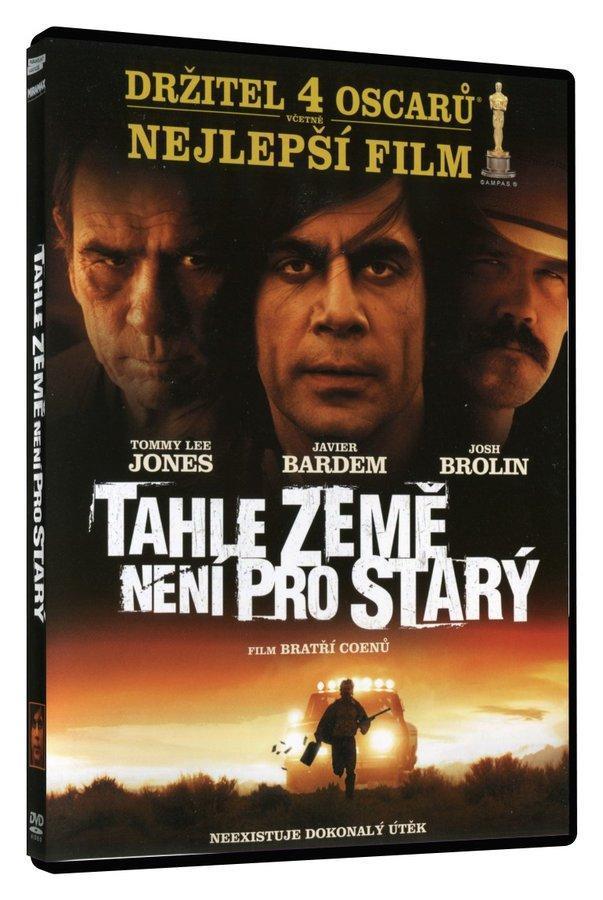 TAHLE ZEMĚ NENÍ PRO STARÝ (DVD)  - Film
