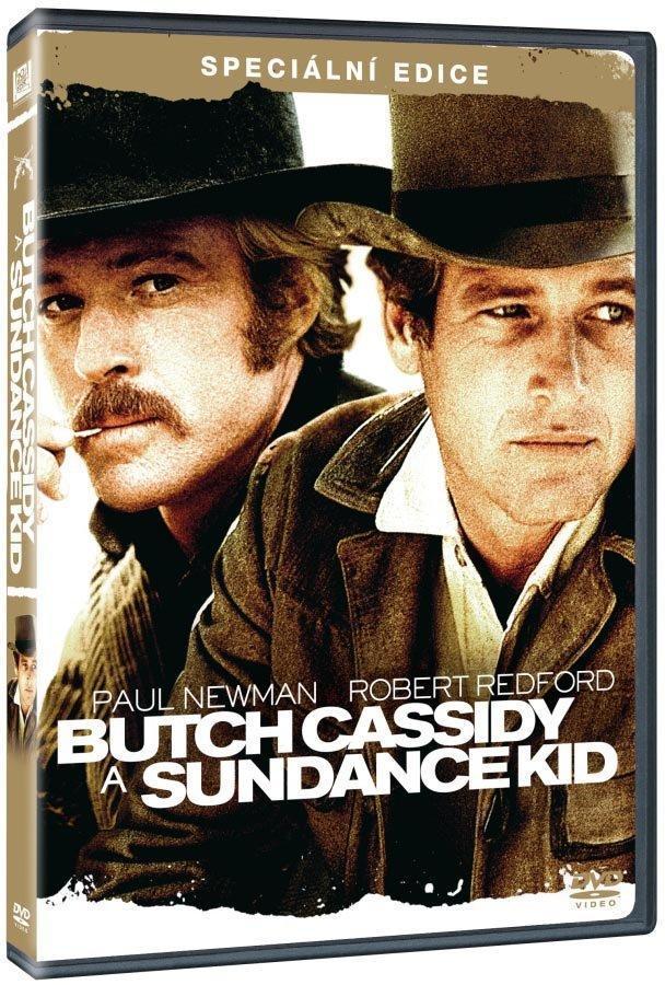 BUTCH CASSIDY A SUNDANCE KID (DVD)  - Film