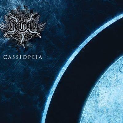 LP NIGHTFALL - CASSIOPEIA NOVÉ, ZABALENÉ limited edition